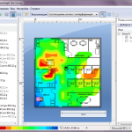 Отображение информации об отношении сигнал/шум в ПО TamoGraph