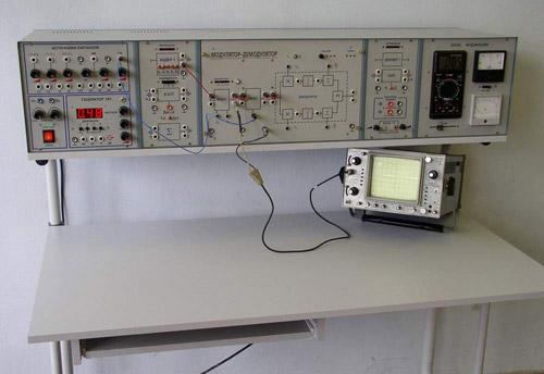 Установка Теория электрической связи