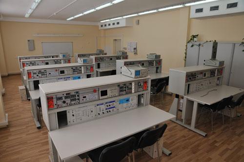 Учебно-исследовательский комплекс для изучения телекоммуникационных систем и технологий