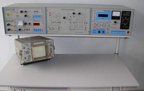 Установка по изучению устройств генерирования и формирования радиосигналов