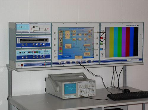 Учебная телевизионная установка